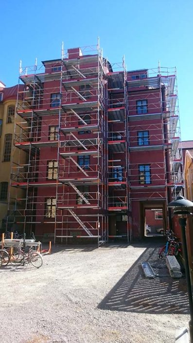 V. Prinsgatan, Karlskrona